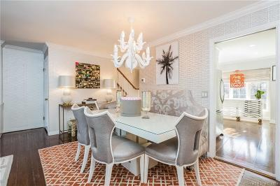 New Canaan Condo/Townhouse For Sale: 312 Elm Street #15