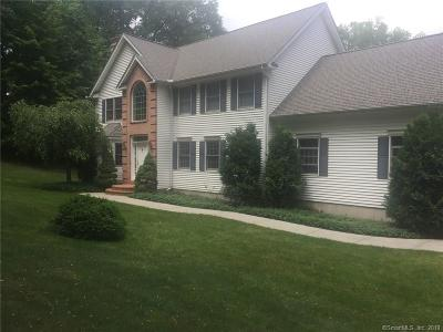 Middlebury Single Family Home For Sale: 284 Central Road