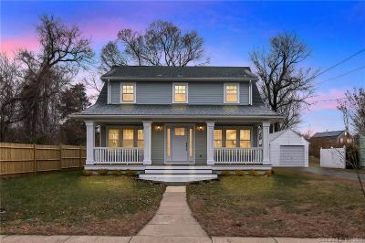 Fairfield County Single Family Home For Sale: 55 Baxter Street