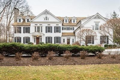 Westport CT Single Family Home For Sale: $3,395,000