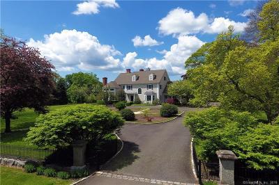 Fairfield County Single Family Home For Sale: 12 Rosebrook Road