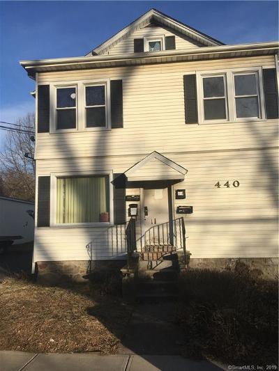 Bristol Multi Family Home For Sale: 442 Park Street