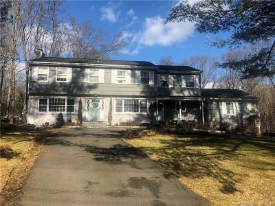Stamford Single Family Home For Sale: 36 Quaker Ridge Road