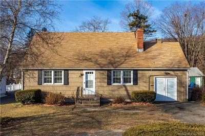 Bristol Single Family Home For Sale: 93 Jerome Avenue