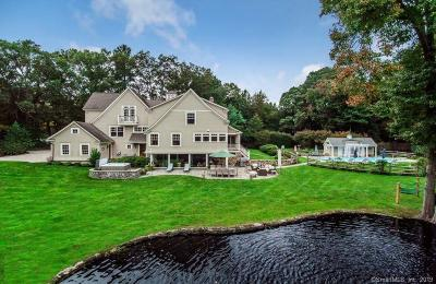 Westport Single Family Home For Sale: 1 Berkeley Road