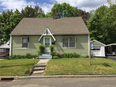 Torrington Single Family Home For Sale: 85 Alice Street