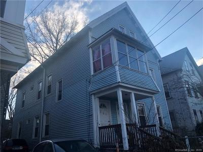 New Haven Multi Family Home For Sale: 260 Lombard Street