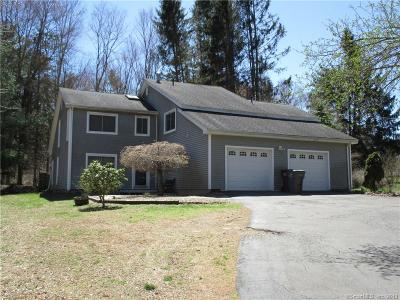 Naugatuck Single Family Home For Sale: 1260 Rubber Avenue Extension