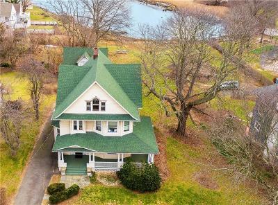 Bridgeport Single Family Home For Sale: 100 Ellsworth Street