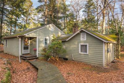Simsbury Single Family Home For Sale: 8 Willard Street