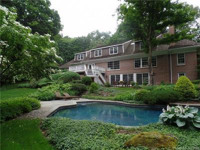Fairfield County Single Family Home For Sale: 4 Laurel Lane Spur