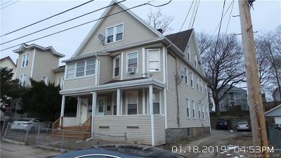 Bridgeport Multi Family Home For Sale: 230 Goddard Avenue