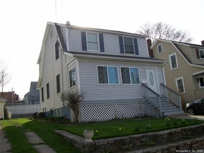 New London Single Family Home For Sale: 119 Riverview Avenue