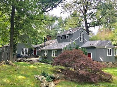 Wilton Single Family Home For Sale: 8 Bossy Lane