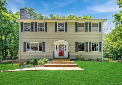 Danbury Single Family Home For Sale: 44 East Starrs Plain Road