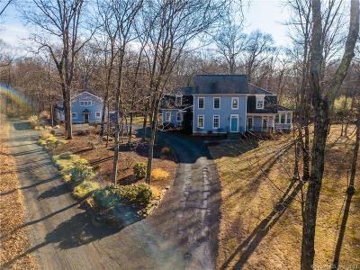 Guilford Single Family Home For Sale: 67 Half Mile Road