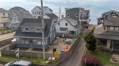 East Haven Single Family Home For Sale: 266 Cosey Beach Avenue
