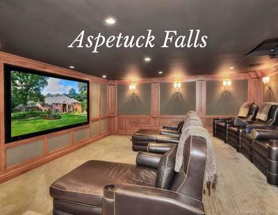 Fairfield Single Family Home For Sale: 45 Aspetuck Falls