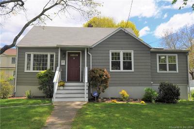 Fairfield Single Family Home For Sale: 890 High Street