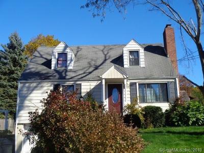 Danbury Single Family Home For Sale: 5 Skyline Terrace