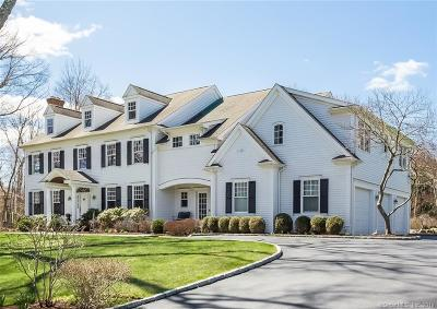 Westport Single Family Home For Sale: 3 Forest Drive