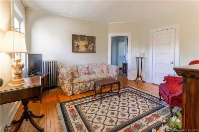 Bridgeport Condo/Townhouse For Sale: 61 Rowlsey Street #1