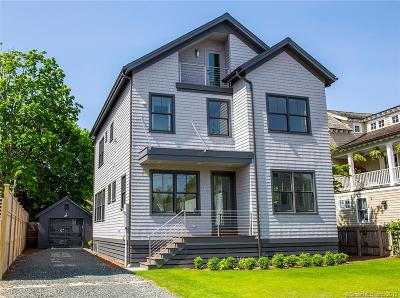 Westport Single Family Home For Sale: 27 Fairfield Avenue