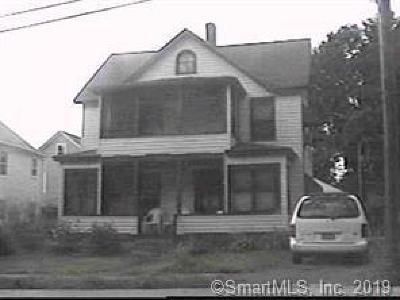Torrington Multi Family Home For Sale: 39 Highland Avenue
