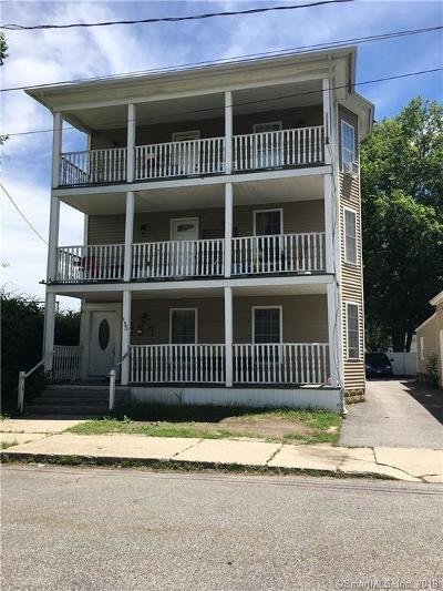 Torrington Multi Family Home For Sale: 155 Park Avenue