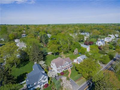 Westport Single Family Home For Sale: 47 Bulkley Avenue North