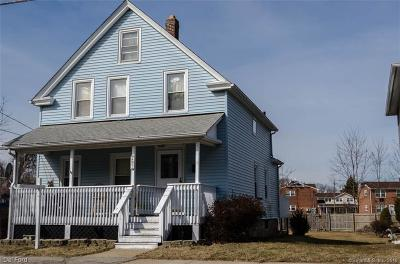 New London Single Family Home For Sale: 47 Warren Street