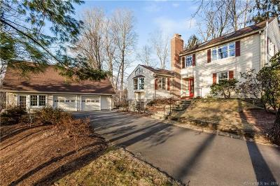 West Hartford Single Family Home Show: 162 Tunxis Road