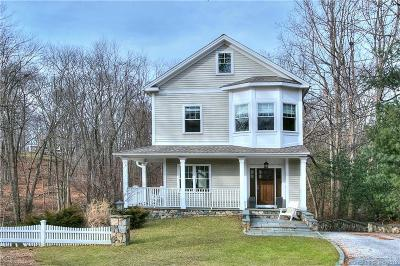Fairfield Single Family Home For Sale: 1192 Catamount Road