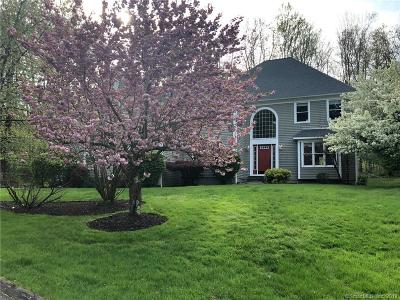 Ridgefield Single Family Home For Sale: 30 Lynn Place
