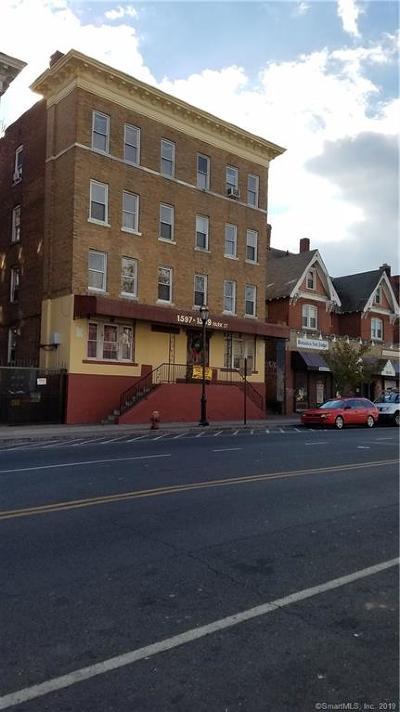 Hartford Multi Family Home For Sale: 1597 Park Street