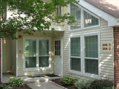 Middletown Condo/Townhouse For Sale: 254 Carriage Crossing Lane #254