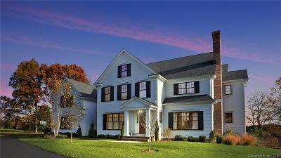 Fairfield Single Family Home For Sale: 134 Meadow Ridge Road