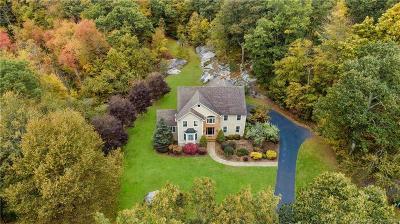 Monroe Single Family Home For Sale: 35 Arrowhead Drive