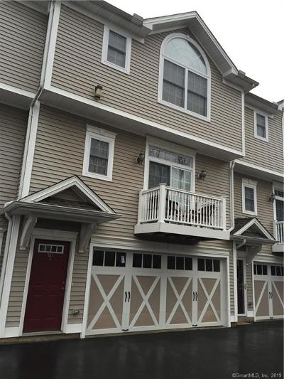 Waterbury Condo/Townhouse For Sale: 557 Park Road #4