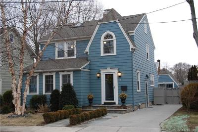 Norwalk Single Family Home For Sale: 9 Roland Avenue