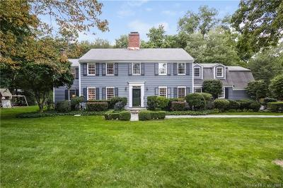 Darien Single Family Home For Sale: 19 Harbor Road