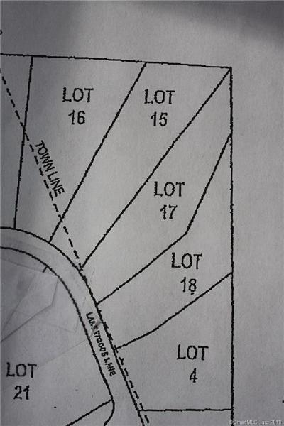 Eastford Residential Lots & Land For Sale: Lot 18a Lake Woods Lane