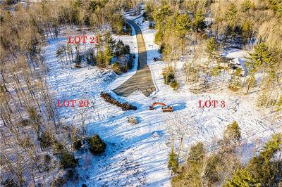 Eastford Residential Lots & Land For Sale: Lot 19a Lake Woods Lane