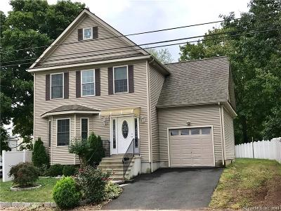 Wethersfield Single Family Home For Sale: 108 Oxford Street