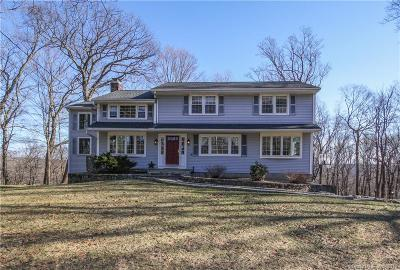 Ridgefield Single Family Home For Sale: 31 Mimosa Court