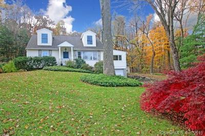 Newtown Single Family Home For Sale: 48 Taunton Lake Road