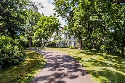 Fairfield Single Family Home For Sale: 472 Old Mill Road