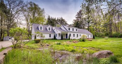 Fairfield County Single Family Home For Sale: 61 Juniper Road