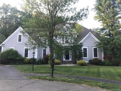 Farmington Single Family Home For Sale: 12 Jules Court