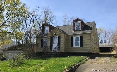 Branford CT Single Family Home For Sale: $129,900